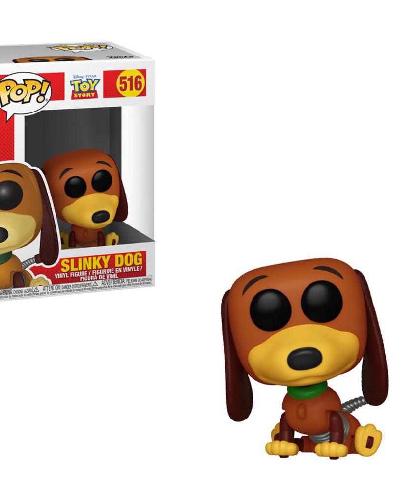 FUNKO POP TOY STORY SLINKY DOG VINYL FIG