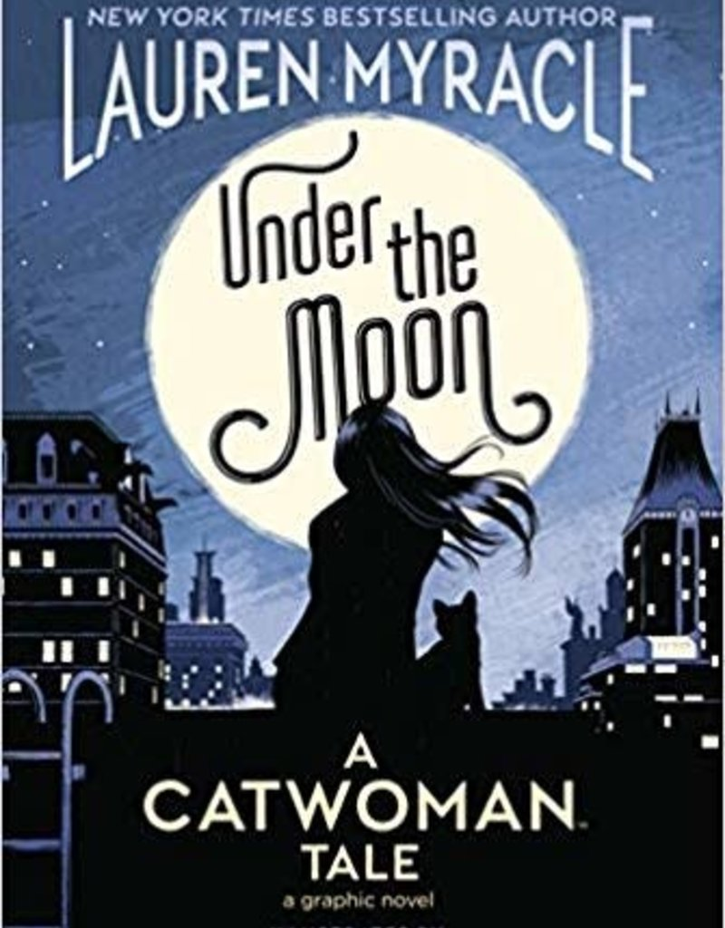 DC COMICS UNDER THE MOON A CATWOMAN TALE TP DC INK