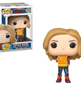 FUNKO POP CAPTAIN MARVEL WITH LUNCHBOX VINYL FIG