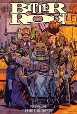 IMAGE COMICS BITTER ROOT TP VOL 01 FAMILY BUSINESS