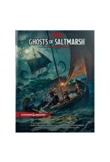 WIZARDS OF THE COAST GHOSTS OF SALTMARSH 5TH ED. D&D ADVENTURE MODULE STANDARD EDITION