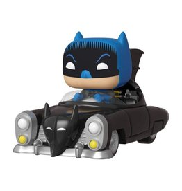 FUNKO POP RIDES BATMAN 1950'S BATMOBILE VINYL FIG