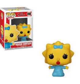FUNKO POP SIMPSONS MAGGIE SIMPSON VINYL FIG