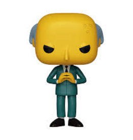 FUNKO POP SIMPSONS MR BURNS VINYL FIG