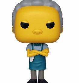 FUNKO POP SIMPSONS MOE VINYL FIG