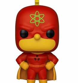 FUNKO POP SIMPSONS RADIOACTIVE MAN VINYL FIG