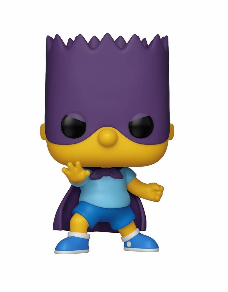 FUNKO POP SIMPSONS BARTMAN VINYL FIG