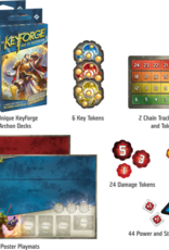 FANTASY FLIGHT GAMES KEYFORGE AGE OF ASCENSION 2-PLAYER STARTER KIT