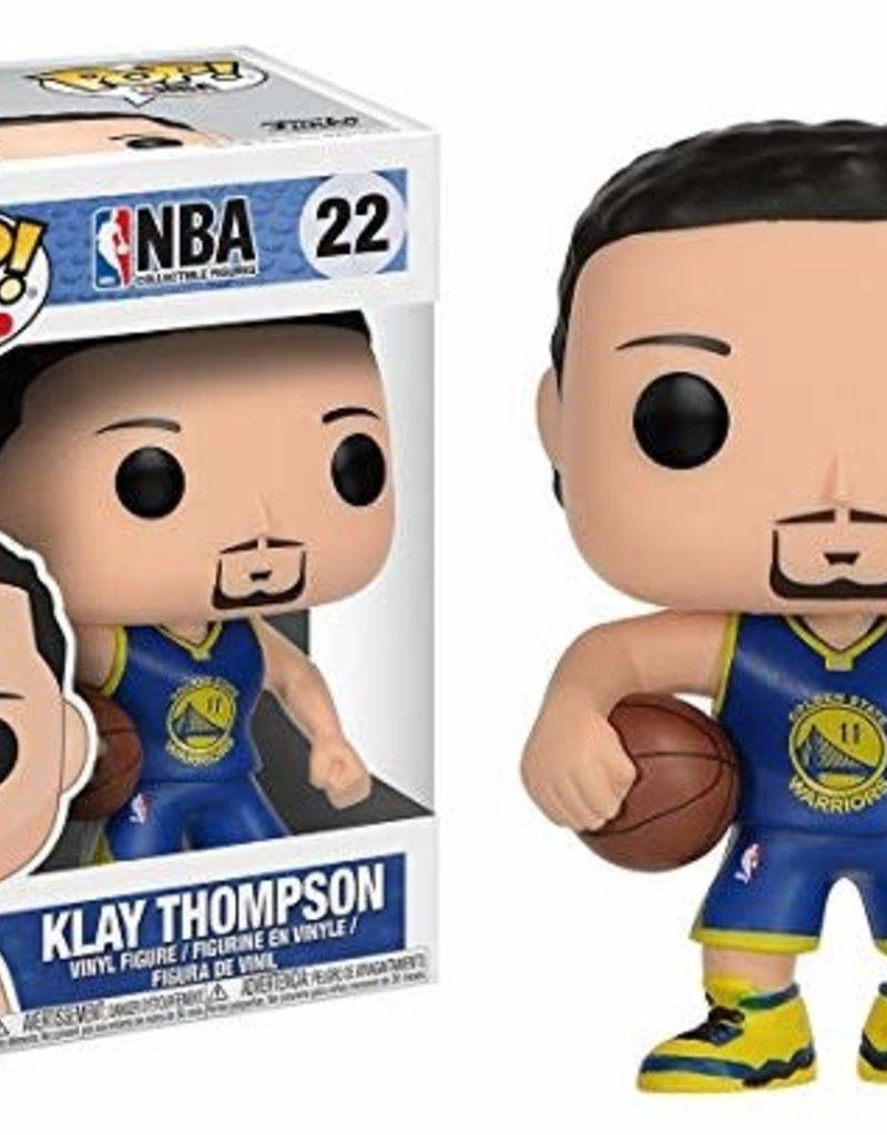 FUNKO POP NBA GOLDEN STATE WARRIORS KLAY THOMPSON VINYL FIG