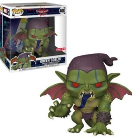 FUNKO POP SPIDER-MAN SPIDER-VERSE GREEN GOBLIN VINYL FIG
