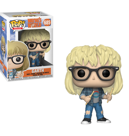 FUNKO POP WAYNE'S WORLD GARTH VINYL FIG