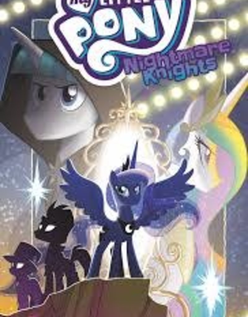 IDW PUBLISHING MY LITTLE PONY NIGHTMARE KNIGHTS TP (C: 0-1-2)
