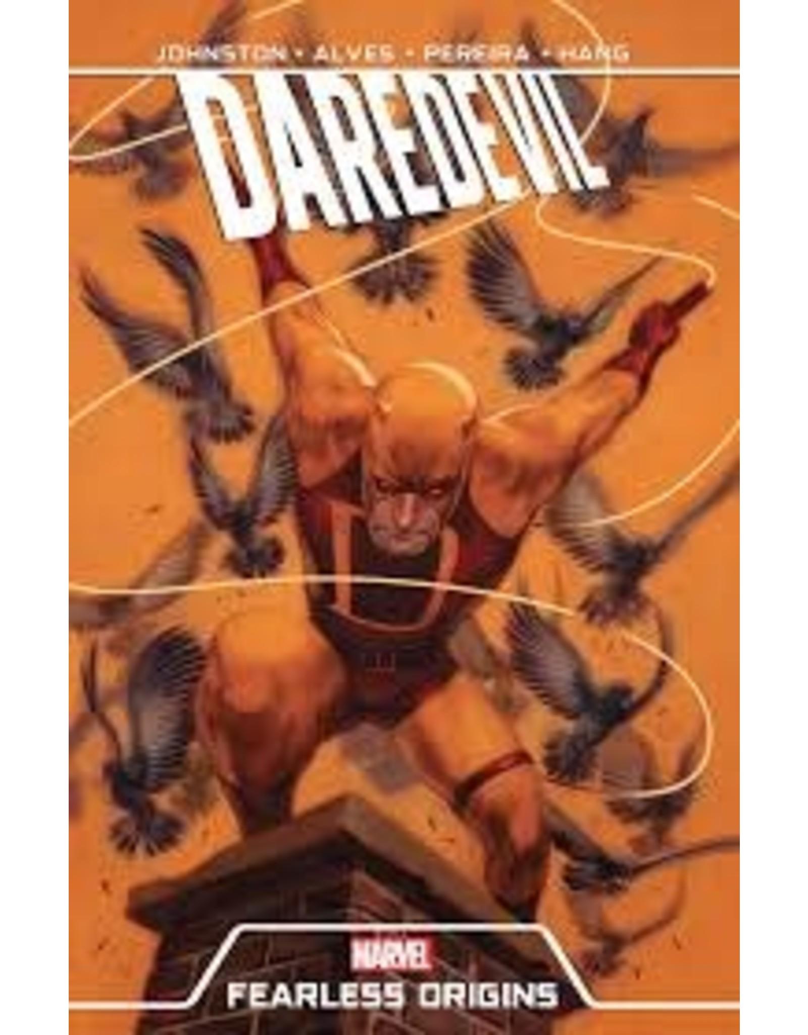 MARVEL COMICS DAREDEVIL TP FEARLESS ORIGINS