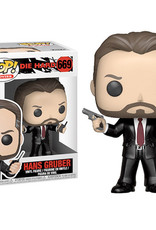 FUNKO POP DIE HARD HANS GRUBER VINYL FIG