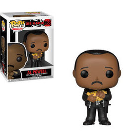 FUNKO POP DIE HARD AL POWELL VINYL FIG