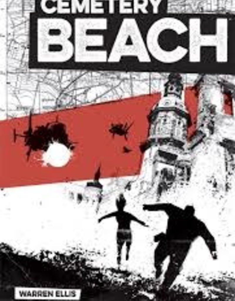 IMAGE COMICS CEMETERY BEACH TP
