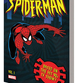 MARVEL COMICS ADVENTURES OF SPIDER-MAN GN TP SINISTER INTENTIONS VOL 01