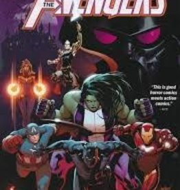 MARVEL COMICS AVENGERS BY JASON AARON TP VOL 03 WAR OF VAMPIRE