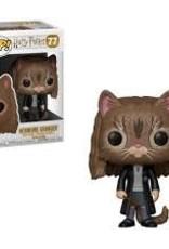 FUNKO POP HARRY POTTER S5 HERMIONE GRANGER AS CAT VINYL FIG