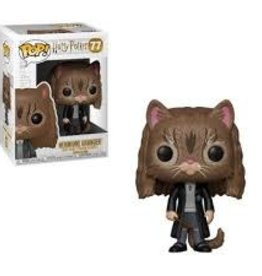 FUNKO POP HARRY POTTER S5 HERMIONE GRANGER AS CAT VINYL FIG