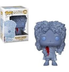FUNKO POP HARRY POTTER S5 BLOODY BARON VINYL FIG