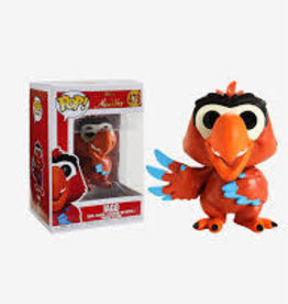 FUNKO POP DISNEY ALADDIN MOVIE IAGO VINYL FIG