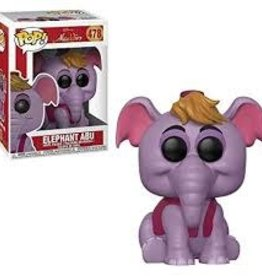 FUNKO POP DISNEY ALADDIN ELEPHANT ABU VINYL FIG