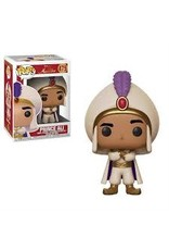 FUNKO POP DISNEY ALADDIN PRINCE ALI VINYL FIG