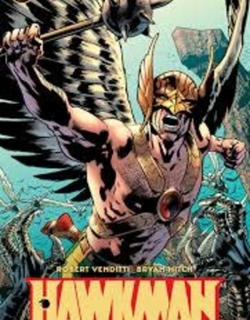 DC COMICS HAWKMAN TP VOL 01 AWAKENING