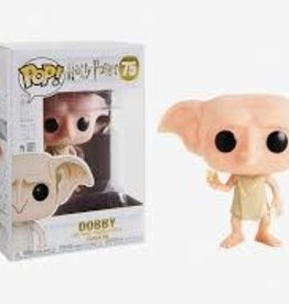 FUNKO POP HARRY POTTER S5 DOBBY SNAPPING FINGER VINYL FIG