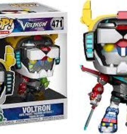 "FUNKO POP VOLTRON 6"" VINYL FIG"