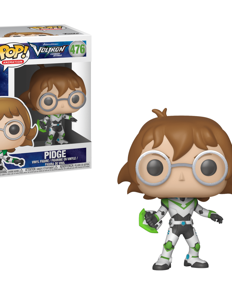 FUNKO POP VOLTRON PIDGE VINYL FIG