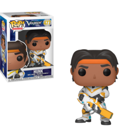 FUNKO POP VOLTRON HUNK VINYL FIG