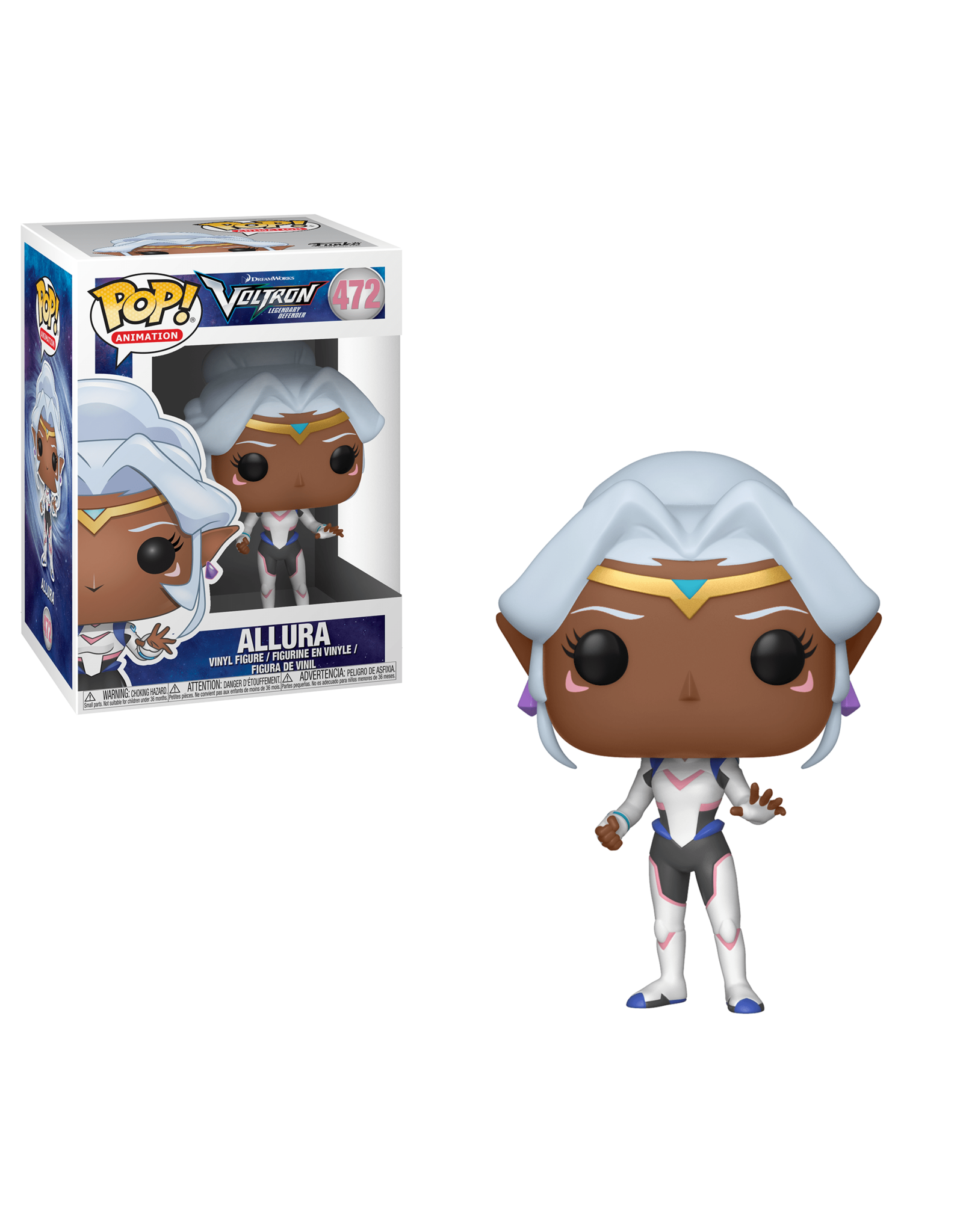 FUNKO POP VOLTRON ALLURA VINYL FIG