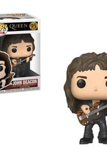 FUNKO POP QUEEN JOHN DEACON VINYL FIG