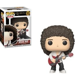 FUNKO POP QUEEN BRIAN MAY VINYL FIG