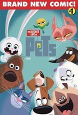 TITAN COMICS SECRET LIFE OF PETS TP VOL 01