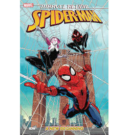 IDW PUBLISHING MARVEL ACTION SPIDER-MAN TP BOOK 01 NEW BEGINNING