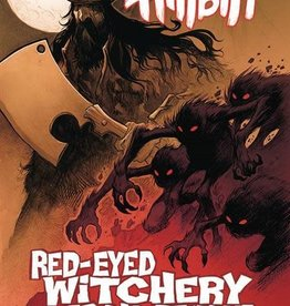 ALBATROSS FUNNYBOOKS HILLBILLY TP VOL 04 RED EYED WITCHERY FROM BEYOND