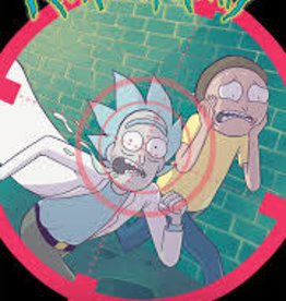 ONI PRESS INC. RICK & MORTY TP VOL 09