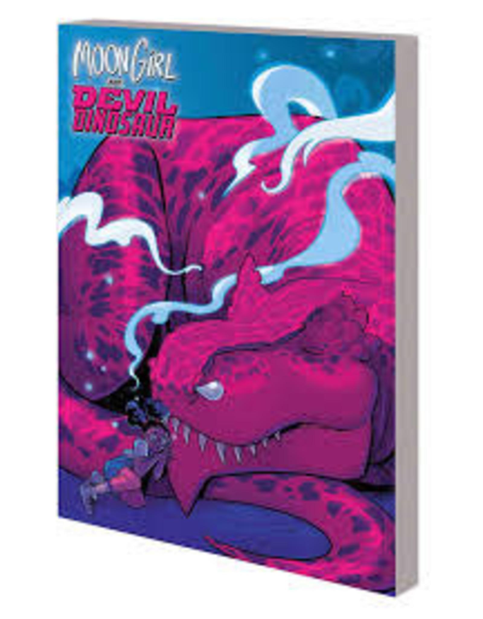 MARVEL COMICS MOON GIRL AND DEVIL DINOSAUR TP VOL 07 BAD DREAM