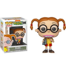 FUNKO POP 90S NICKELODEON WILD THORNBERRYS ELIZA VINYL FIG