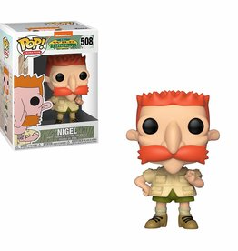 FUNKO POP 90S NICKELODEON WILD THORNBERRYS NIGEL VINYL FIG