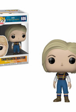 FUNKO POP DOCTOR WHO 13TH DOCTOR VINYL FIG