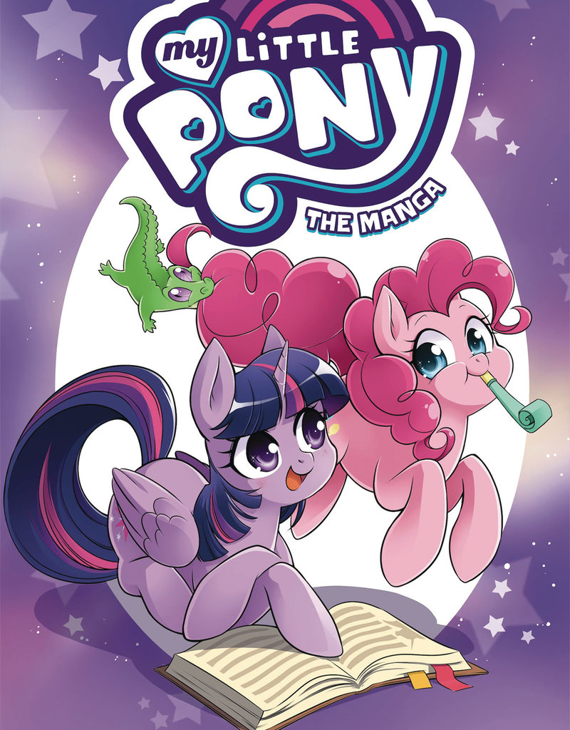 SEVEN SEAS ENTERTAINMENT LLC MY LITTLE PONY MANGA VOL 01 DAY IN LIFE EQUESTRIA