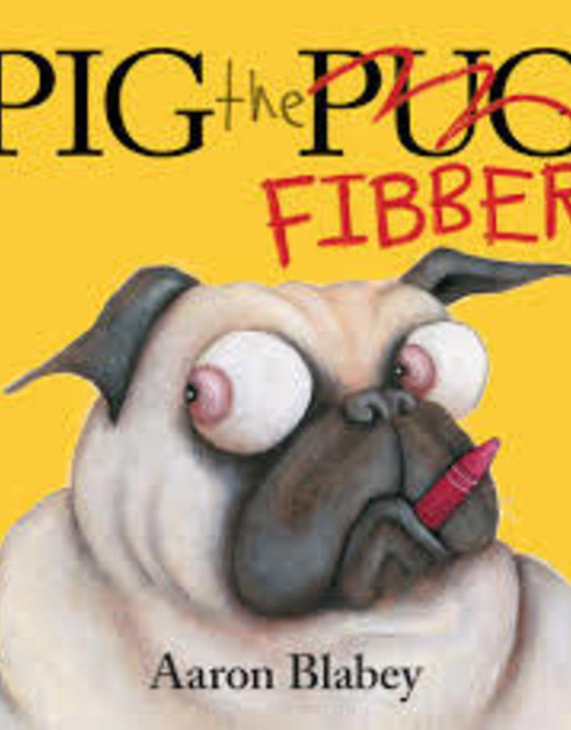 SCHOLASTIC INC. PIG THE FIBBER