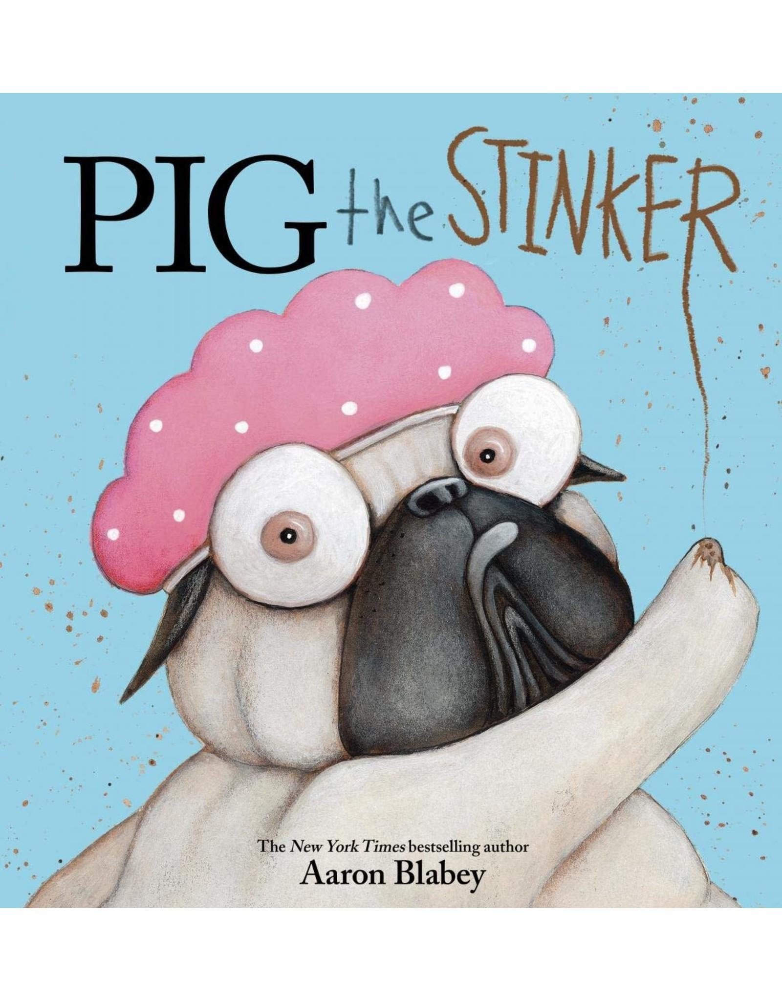 SCHOLASTIC INC. PIG THE STINKER