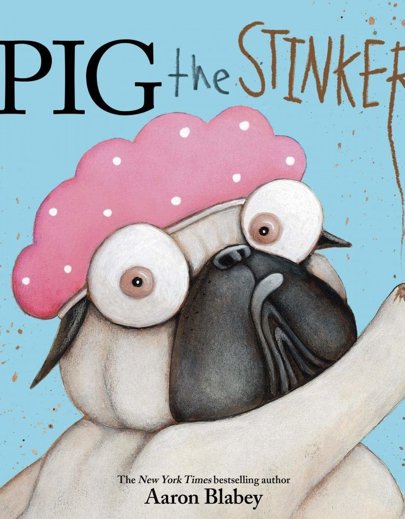 SCHOLASTIC INC. PIG THE STINKER