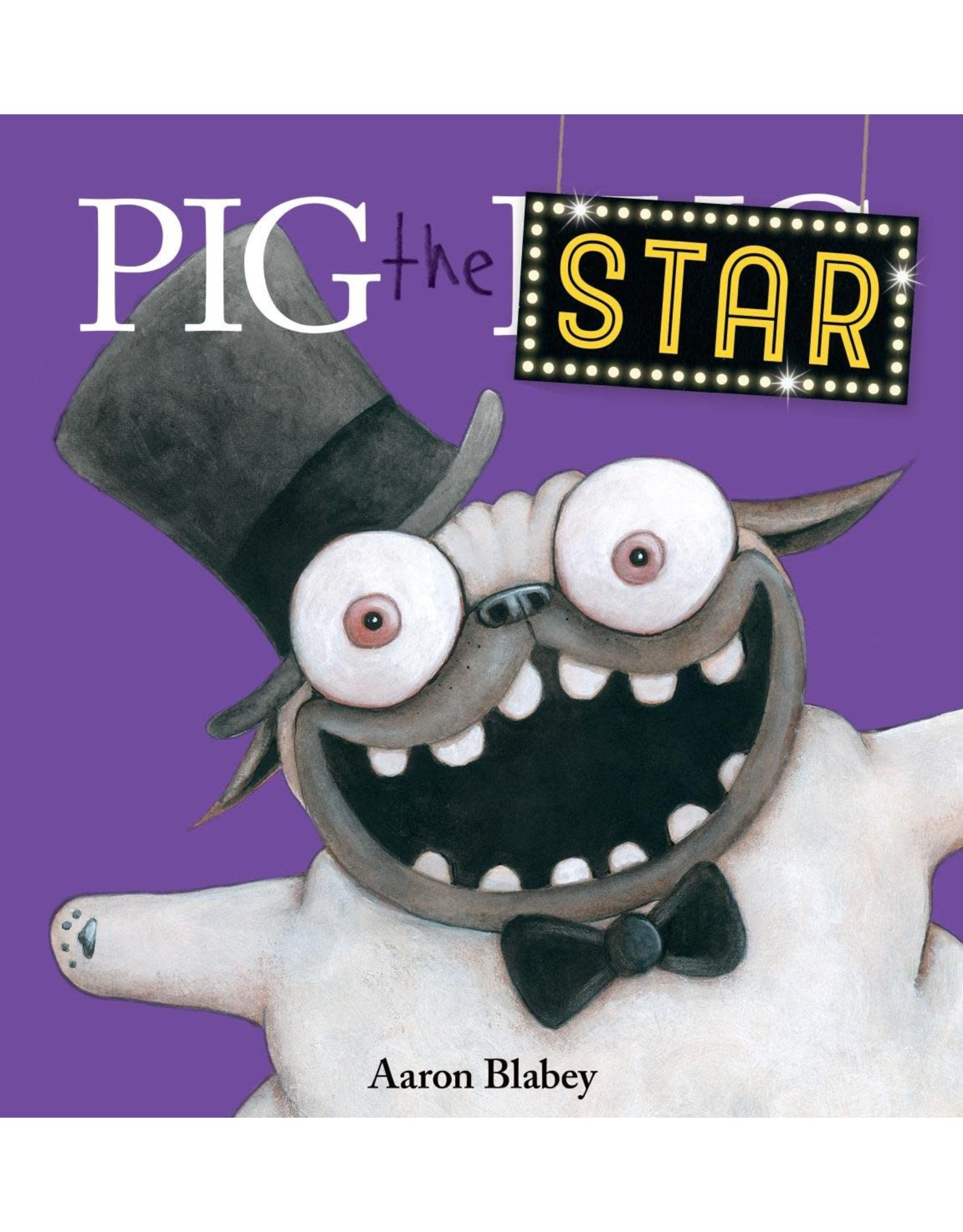 SCHOLASTIC INC. PIG THE STAR