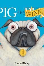 SCHOLASTIC INC. PIG THE WINNER